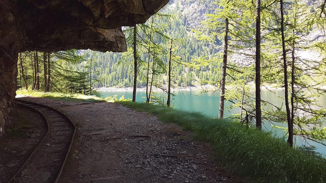 Lago di Antrona e Lago di Campliccioli