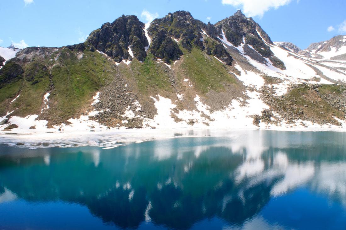 sentiero per il lago vannino e lago sruer, val formazza, on planet earth passeggiate sul pianeta terra trekking piemonte