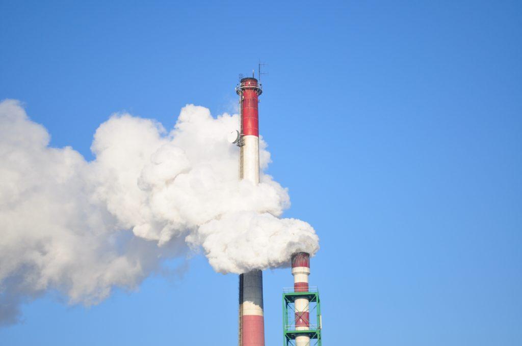 inquinamento dell'aria, riscaldamento globale